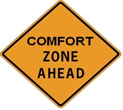 Comfort Zone, Positive Mental Attitude, Positivity Training, Mental Toughness, Mindstrengths, Kent, London, Lincolnshire